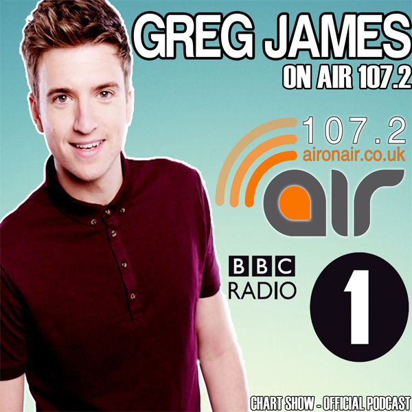 Greg James On AIR 107.2